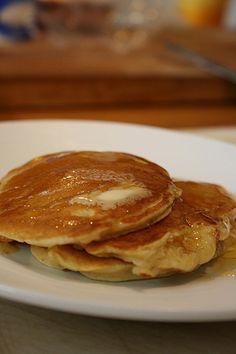 I ♥ FOOD: Pancakes http://hannahtoups.blogspot.de/2010/02/pancakes.html