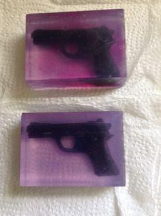 Second Amendment Soap