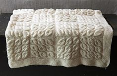 Ravelry: Cascading Leaves Throw by Lion Brand Yarn