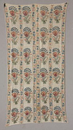 Ottoman Embroidery E. 19th c.