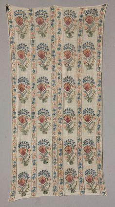 Ottoman Embroidery E. 19th c.
