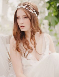 """How to Look """"Snatched"""" with These Gorgeous Wedding Jewelry Ideas - hairstyle - Sandra Åberg Photography"""