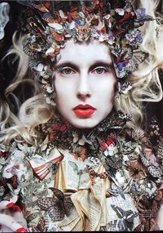 Kirsty Mitchell photography - Wonderland 2009-2013