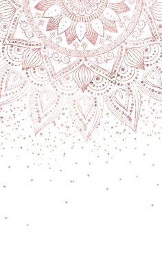 wallpaper rose gold Elegant rose gold mandala confetti design Window C. -phone wallpaper rose gold Elegant rose gold mandala confetti design Window C. Mandala Art, Mandala Rose, Gold Wallpaper Background, Rose Gold Wallpaper, Wallpaper Iphone Gold, Plain Wallpaper, Rose Gold Lockscreen, Tumblr Wallpaper, Screen Wallpaper