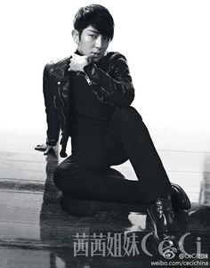 Lee Jun Ki - Ceci Magazine February Issue '14