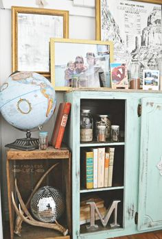 Telling Your Story in Your Home | Use decor to show your personality in your home.