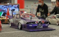 Crazy rc drift car