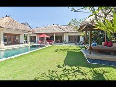 GERIA BALI - Villa Darma 4 bedroom villa in Seminyak - #YouTube #bali #seminyakvilla #villalife #hgtv #pintrest #video #luxury #vacation #holiday #geriabali #balivilla #villainbali
