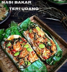 Nasi Bakar, Cake Cookies, Vegetable Pizza, Zucchini, Food And Drink, Homemade, Baking, Vegetables, Indonesian Food