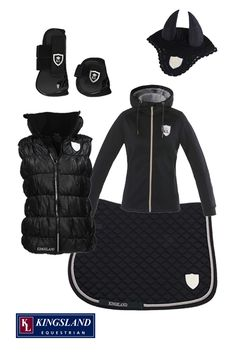 .Kingsland Black W15 - Epplejeck