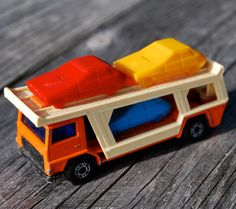 Your place to buy and sell all things handmade Blue Cars, Front Grill, Matchbox Cars, Design Department, Metal Toys, Hot Wheels Cars, Toy Trucks, Childhood Toys, Old Toys