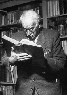 Carl Jung reads.