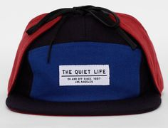 Lodge Hunter 5-Panel Cap by THE QUIET LIFE