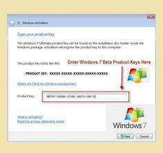 windows 7 download product keys