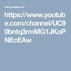 https://www.youtube.com/channel/UC90bntq3rmMG1JKoPNEcEAw