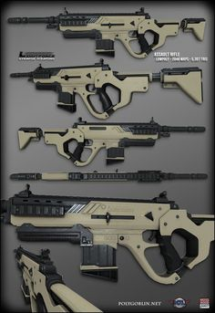 Image result for Sci fi weapons
