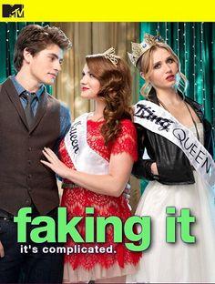 "Serie : ""Faking It"" on MTV"