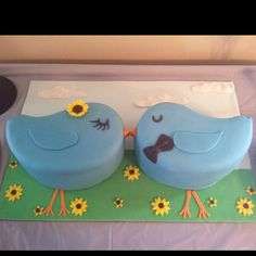 Love Bird Cake Brunch Food Recipes Looks Yummy Cakes
