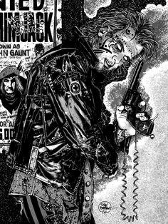 Bradstreet - Shadowrun - Harlequin - Grimjack