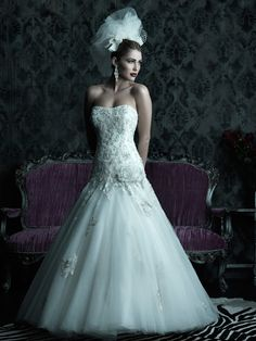 4abf091e042 34 Best Stunning Wedding Dresses 2014 2015 images