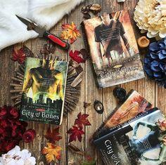 Mortal Instruments by Cassandra Clare
