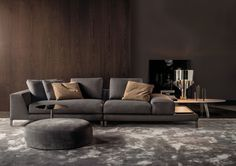 Minotti HAMILTON ISLANDS SOFA designed by Rodolfo Dordoni. Available through http://www.switchmodern.com//sofas/minotti-hamilton-sofa.asp