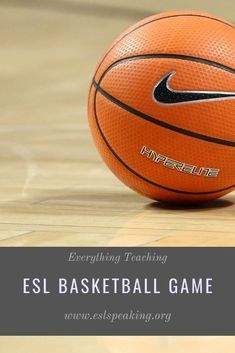 Check out this ESL basketball game challenge, an activity that's perfect for working on grammar or vocabulary with children. #basketball #game #games #eslgame #eslgames #children #kids #fun #activity #activities #grammar #eslgrammar #englishgrammar #learningenglish #englishlearner #esl #efl #tefl #tesol #tesl #elt Efl Teaching, Teaching Tips, Teaching English Grammar, English Vocabulary, Better English, Learn English, Grammar Activities, Basketball Games, High School Students