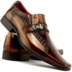 Dress shoes men, Shoes, Leather shoes men, Fashion shoes, Shoes mens, Shoe boots - Sapato Social Venetto Cinto E Carteira De Brinde Cedro -  #Dressshoes #men
