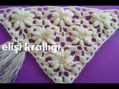 Knitting Videos, Crochet Videos, Loom Knitting, Free Knitting, Baby Knitting, Knitting Patterns, Crochet Patterns, Freeform Crochet, Crochet Motif
