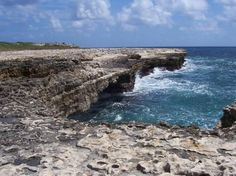 Devil's Bridge...Antigua...a must see!
