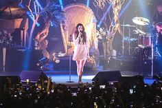 You have a religious experience. | 15 Things That Happen When You Go To A Lana Del Rey Concert