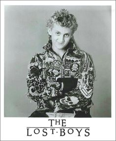 The Lost Boys Marko aka Alex winter Lost Boys Movie, The Lost Boys 1987, Movie Tv, Modern Vampires, Real Vampires, Better Vampires, Classic Horror Movies, Iconic Movies, Iconic Characters