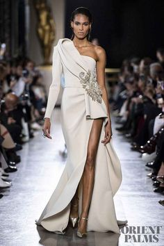 6fe95d1a2062 Elie Saab Spring-summer 2019 - Couture. Επίσημα ΦορέματαΡαπτική ...