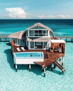 Beautiful Places To Travel, Beautiful Hotels, Cool Places To Visit, Places To Go, Vacation Places, Dream Vacations, Vacation Spots, Beach Vacations, Romantic Vacations