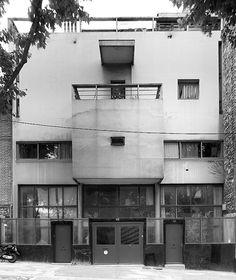 Le Corbusier | Maison Planeix | 16th arrondisement, Paris (1928)