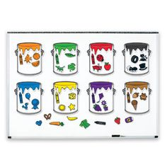 Splash of Colour Magnetic Sorting Set- From £27.54