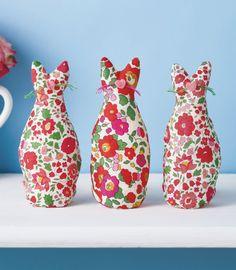 Stitch Cat Pincushions