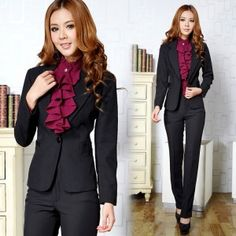 f197ceb010 Some Tips On Business Formal Wear For Women  Women formal wear 4 ~ Formal  Wear Inspiration Winter Office