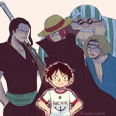 i dont think that title really suits them tbh - - - - Credit to the artist (not me) Dm me for credit - - - ---------------------------------------------------------------------------- Tags: One Piece Crossover, One Piece Meme, Watch One Piece, One Piece Fanart, Manga Anime One Piece, Anime Manga, Anime Guys, Es Der Clown, One Piece Drawing