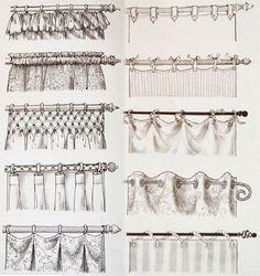 Замечательные идеи! Эти лучшие способы подвешивания штор на карниз сделают ваш дом по-настоящему уютным…