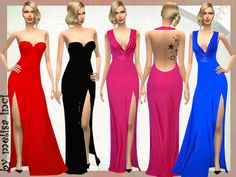 Sims 4 CC's - The Best: Clothing by Melisa Inci