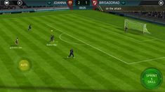 FIFA Mobile Football 2018...The most wonderful mobile game I've ever had!⚽