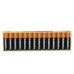 #1: Duracell Coppertop Batteries D, 8-Count