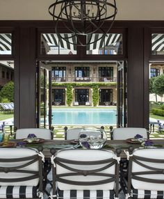 Contemporary, French Provincial, Transitional Outdoor Room, Solarium by Taylor & Taylor