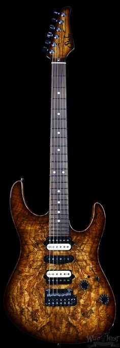 MY NEW PRODUCT | Electric Guitars | Wild West Guitars