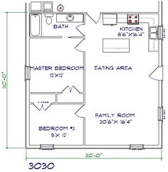 1000 images about garage apartment on pinterest steel for 30x30 garage plans