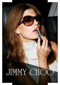 Jimmy Choo Sunglasses – Spring-Summer 2013 Campaign