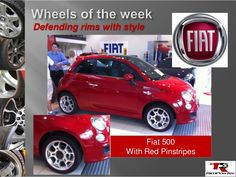 #Fiat #rimprotec wheel protection and style