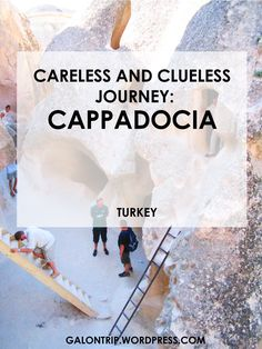 My experience in taking a 3-day-excursion to Cappadocia operated by a local travel agent and what travellers should know about joining a local excursion before it's too late!