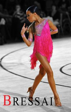 I love the asymmetrical neckline and how densely the fringe is sewn on. Latin dance dress with Swarovski and fringe. Ballroom Costumes, Dance Costumes, Latin Ballroom Dresses, Latin Dresses, Samba Costume, Dance Outfits, Dancing Outfit, Salsa Dress, Salsa Dancing